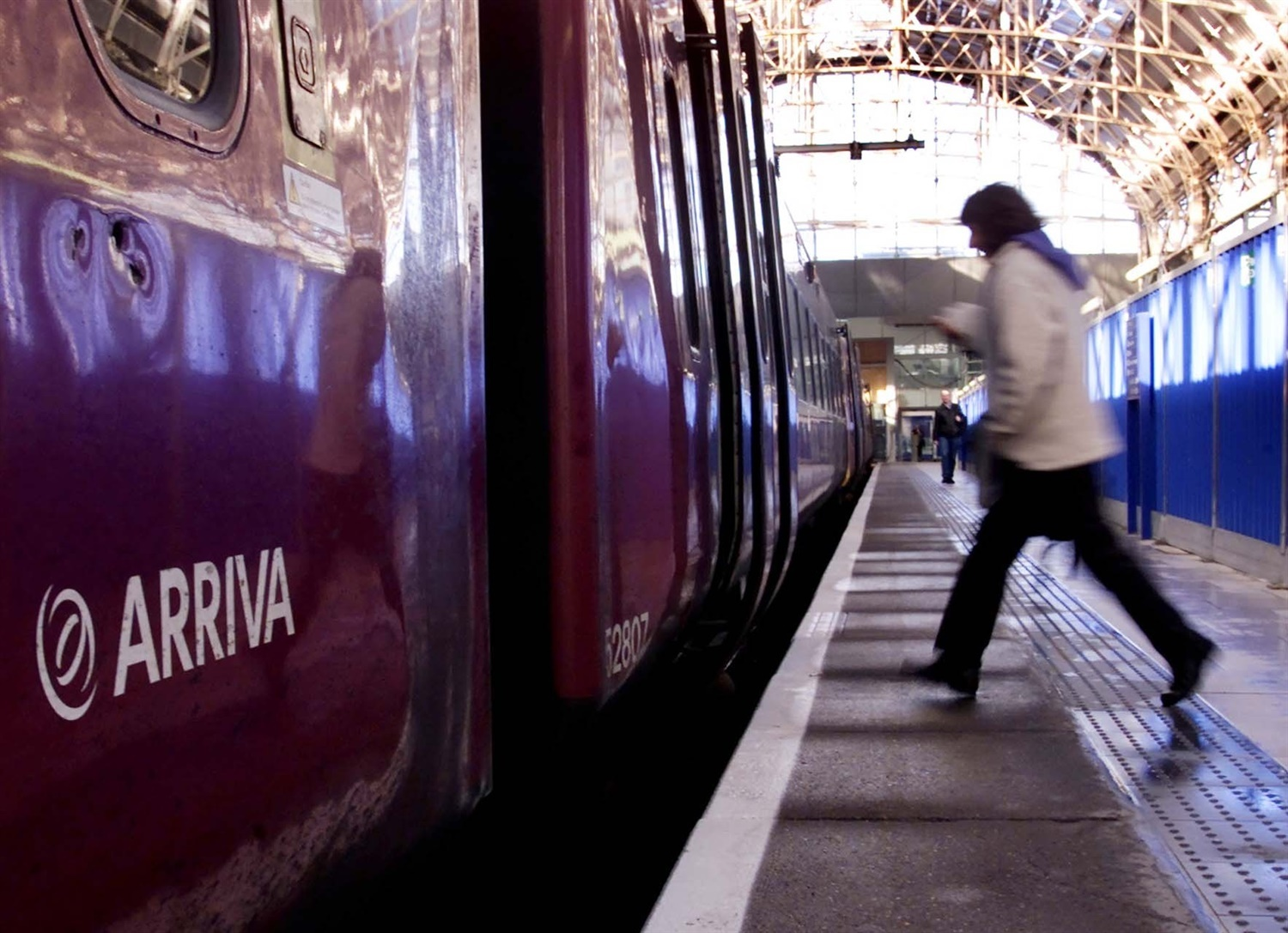 Arriva out of running for Wales and Border franchise