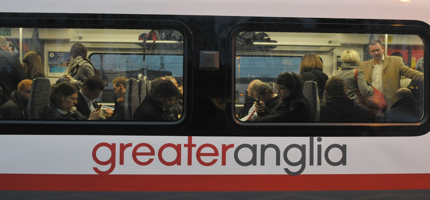 Greater Anglia to ditch First Class travel from 2020