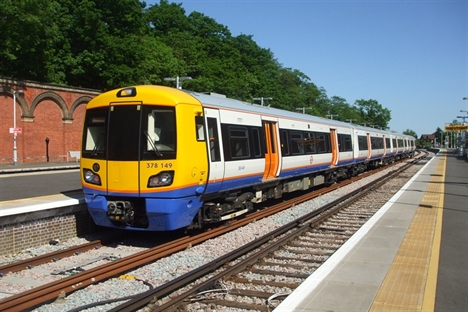 Bombardier to supply 57 more London Overground carriages