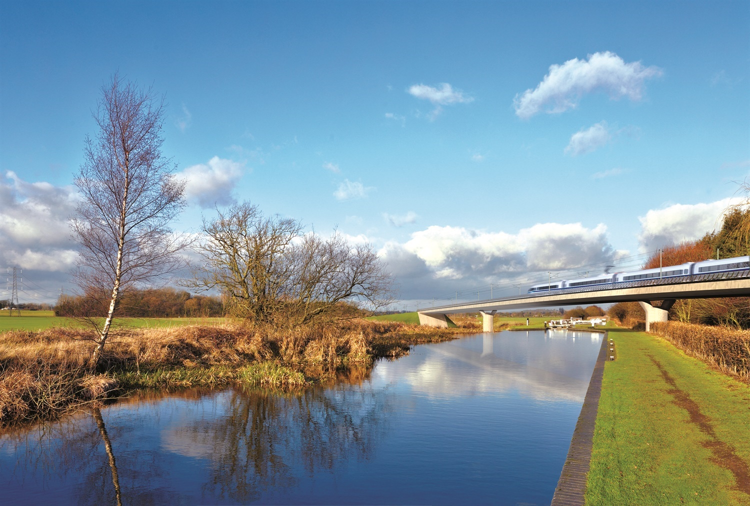 HS2 phase one bidder Fusion JV appoints AECOM as lead designer