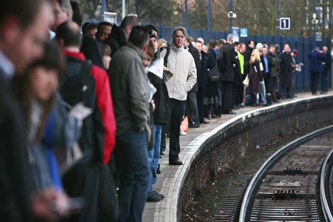 Commuters slam 'shoddy' service as passenger satisfaction dips to 81%