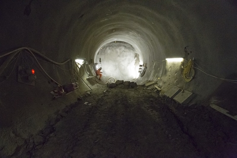 Worker dies on Crossrail construction site in Holborn