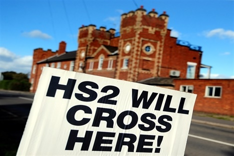 HS2 makes 'limited progress' on community links – Residents' Commissioner