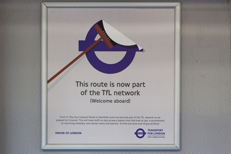 TfL Rail celebrates improved performance on Liverpool St to Shenfield