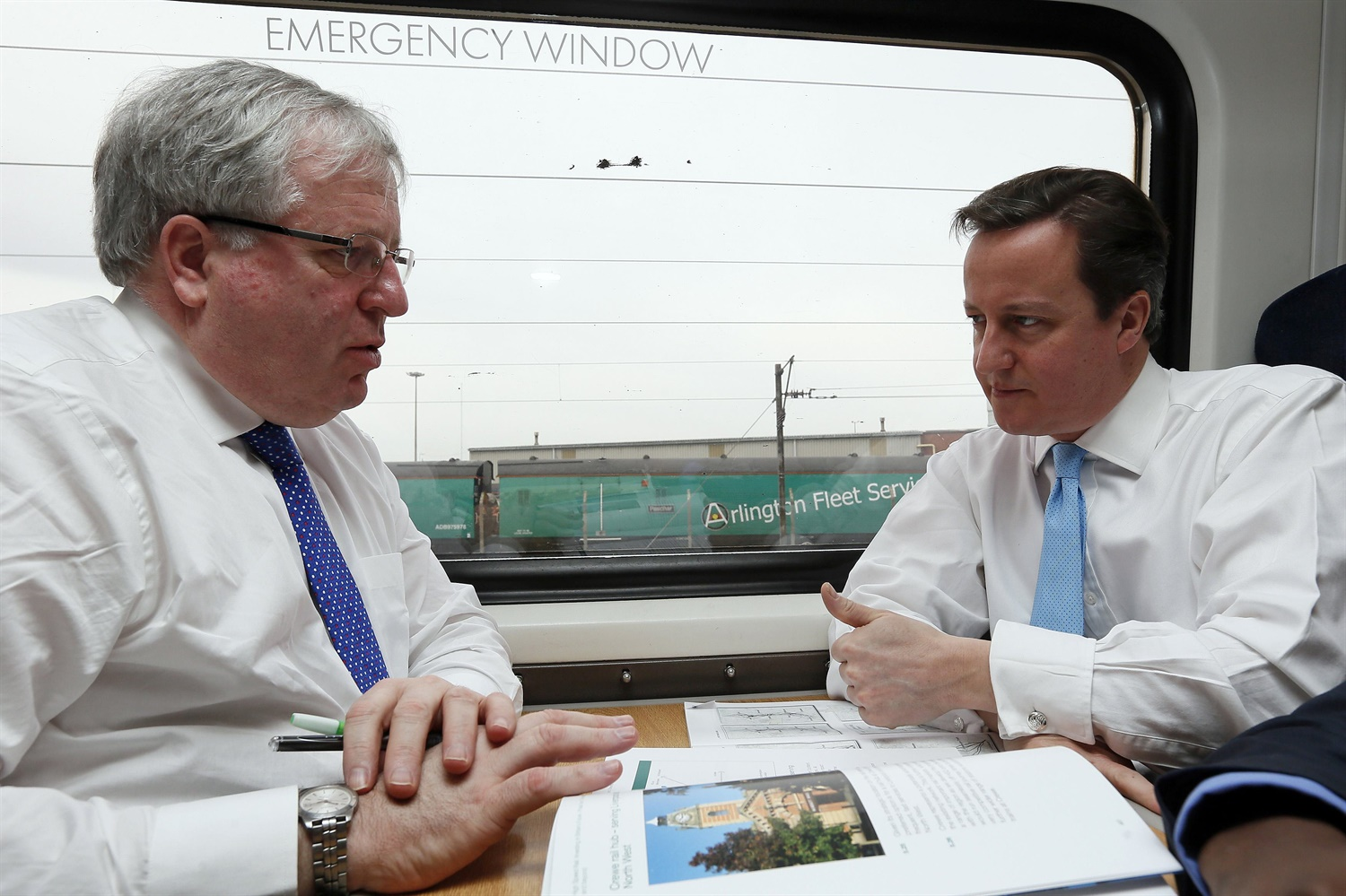 'We've never done this kind of thing before' says McLoughlin as electrification costs rise