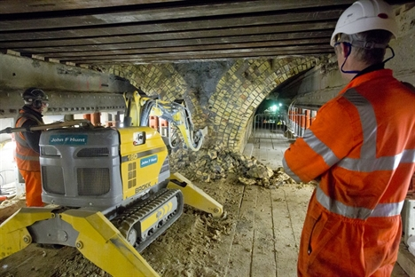 TfL and Crossrail welcome new graduates