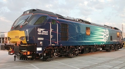 DRS and Beacon buy 10 new Stadler Class 88 locos for UK use