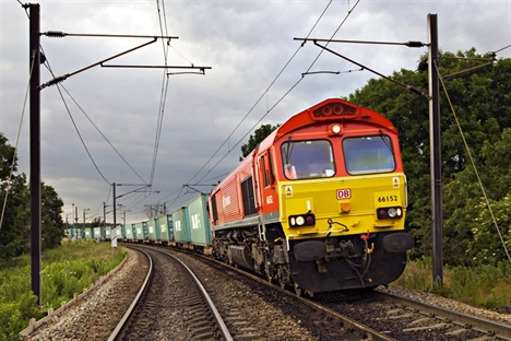 Freight property interests could be transferred to Network Rail