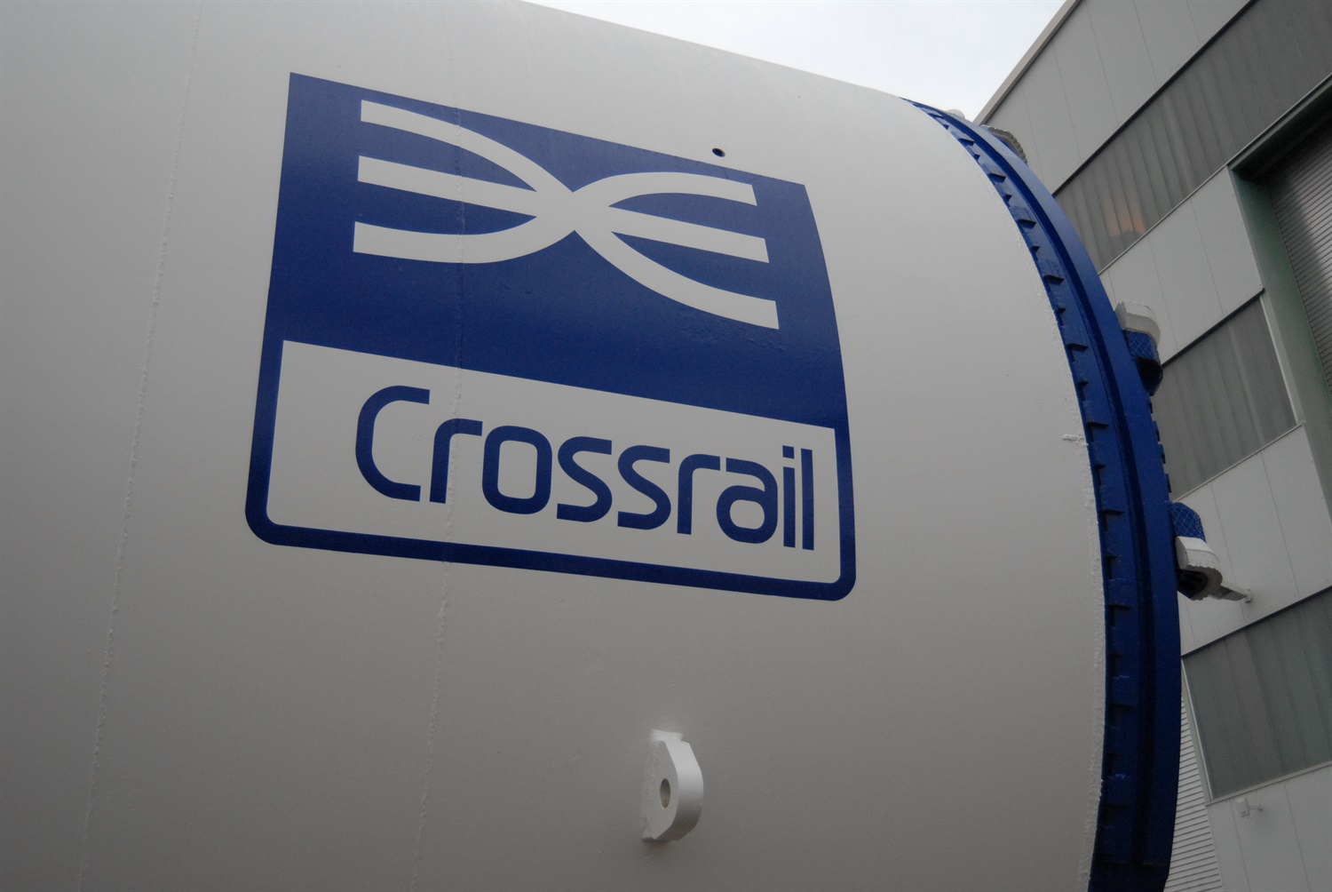 Crossrail dips below its budget as progress slows down