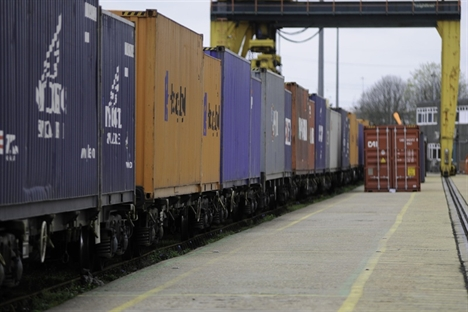 Freight traffic up by 3.7% – ORR