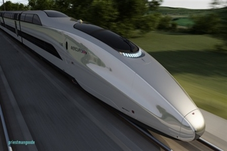 Hundreds call for High Speed Rail 2 to be scrapped