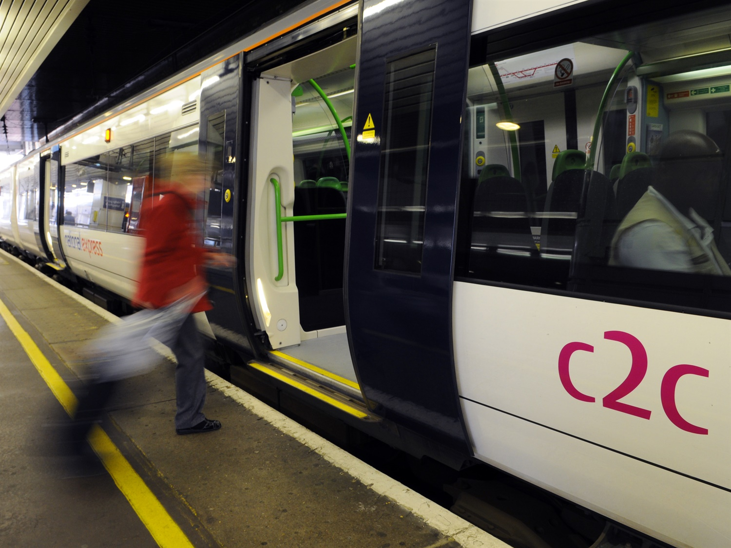 National Express to sell c2c franchise to Trenitalia, quitting UK rail