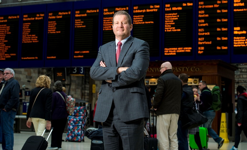 Verster to leave ScotRail for East West Rail