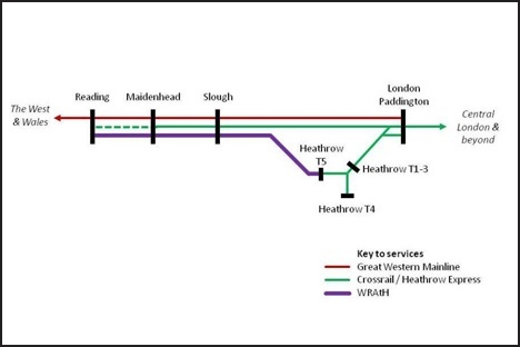 £500m Great Western to Heathrow rail link goes out to consultation