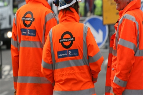 Balfour Beatty and Carillion confirm merger talks