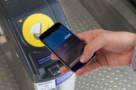 Capitalising on contactless
