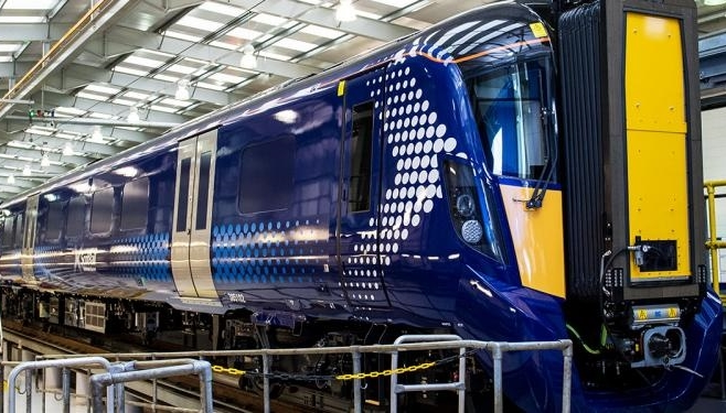 New Hitachi 385s to replace ScotRail's 'happy trains'