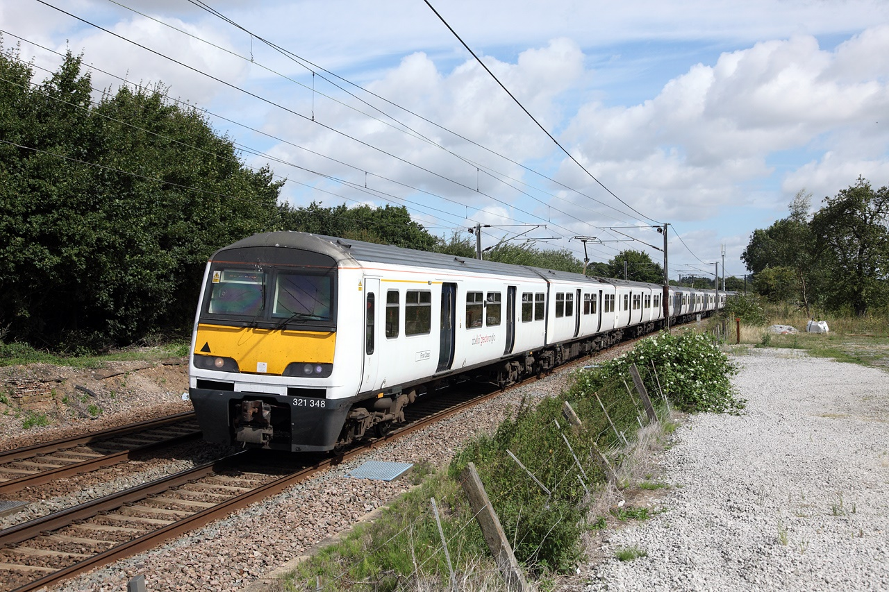Abellio to refresh Class 321 trains in £4m upgrade