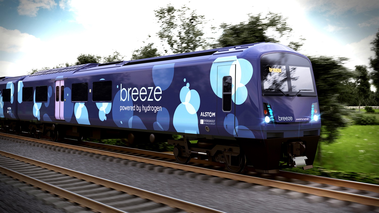 Introducing Alstom's Breeze trains