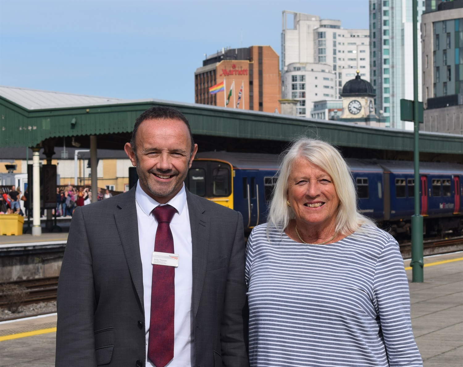 Network Rail appoints chair for new Wales route board