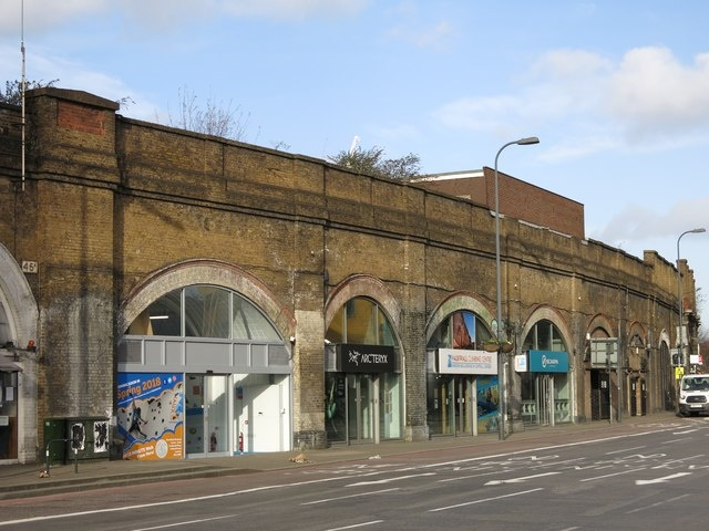 Hundreds of London railway arches to be opened after Network Rail's £1.46bn sale