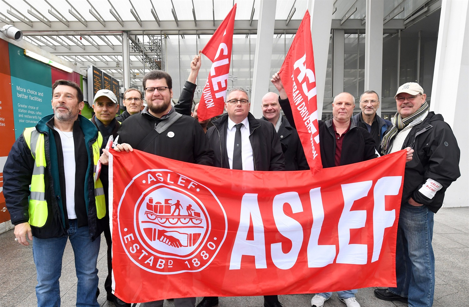 ASLEF members agree on deal to end long running Southern dispute