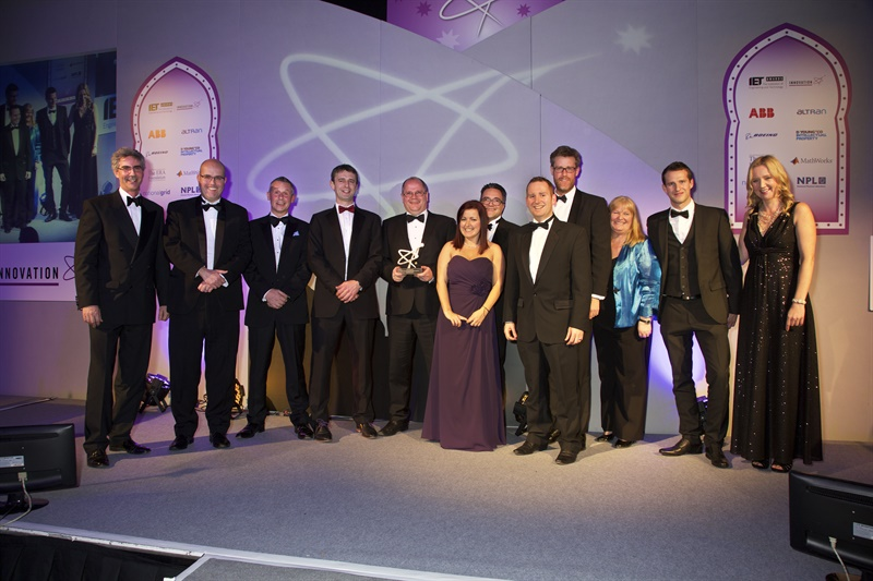 IET innovation award for Network Rail's ORBIS scheme