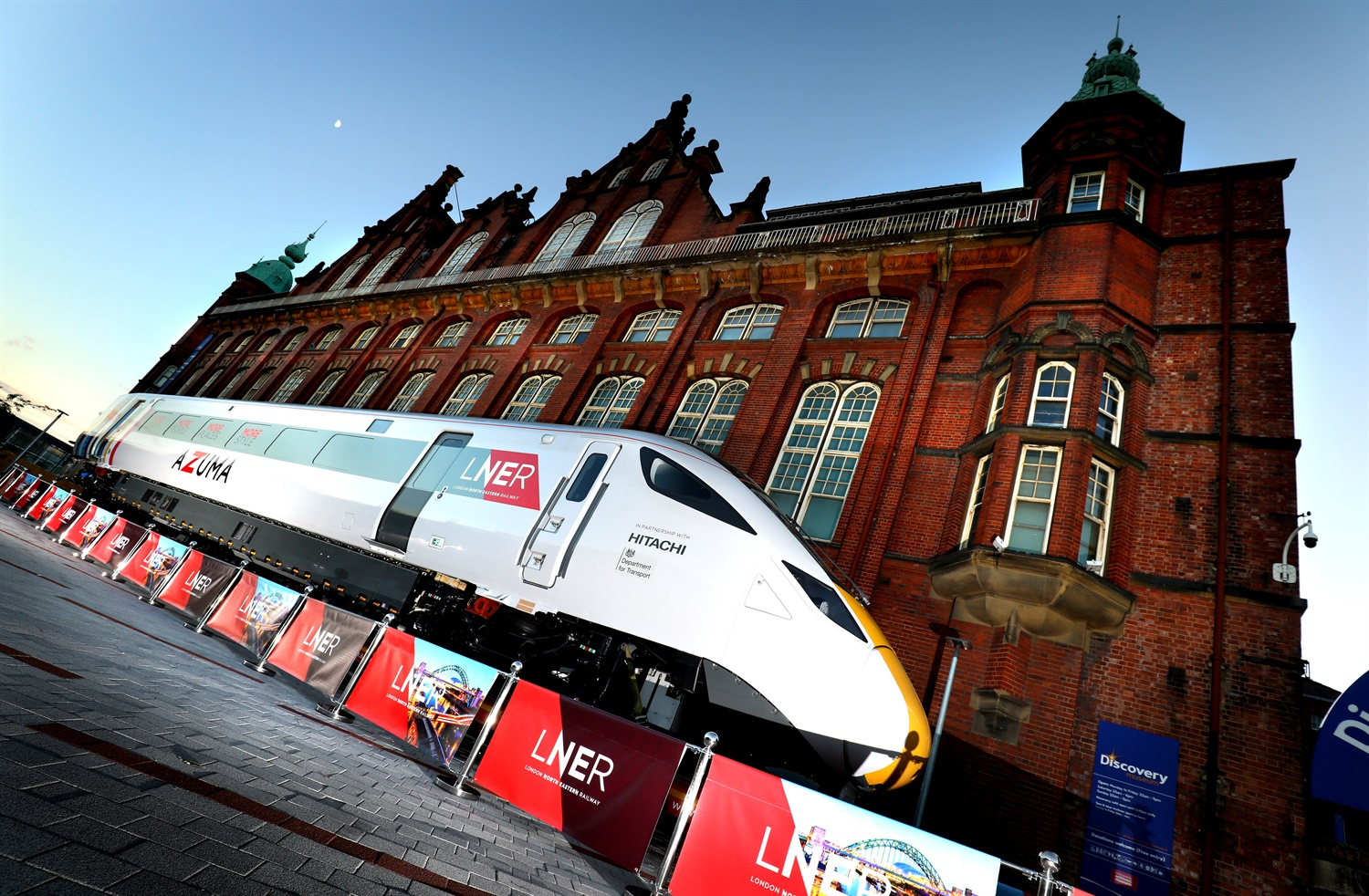 LNER: Business as usual