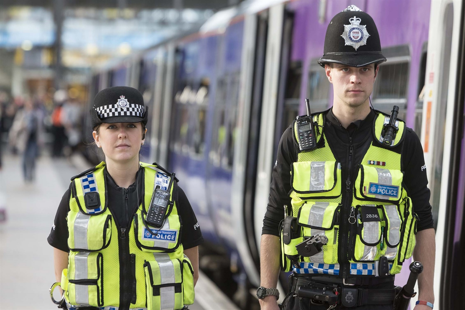BTP reveals rise in violent and sexual crime despite overall fall