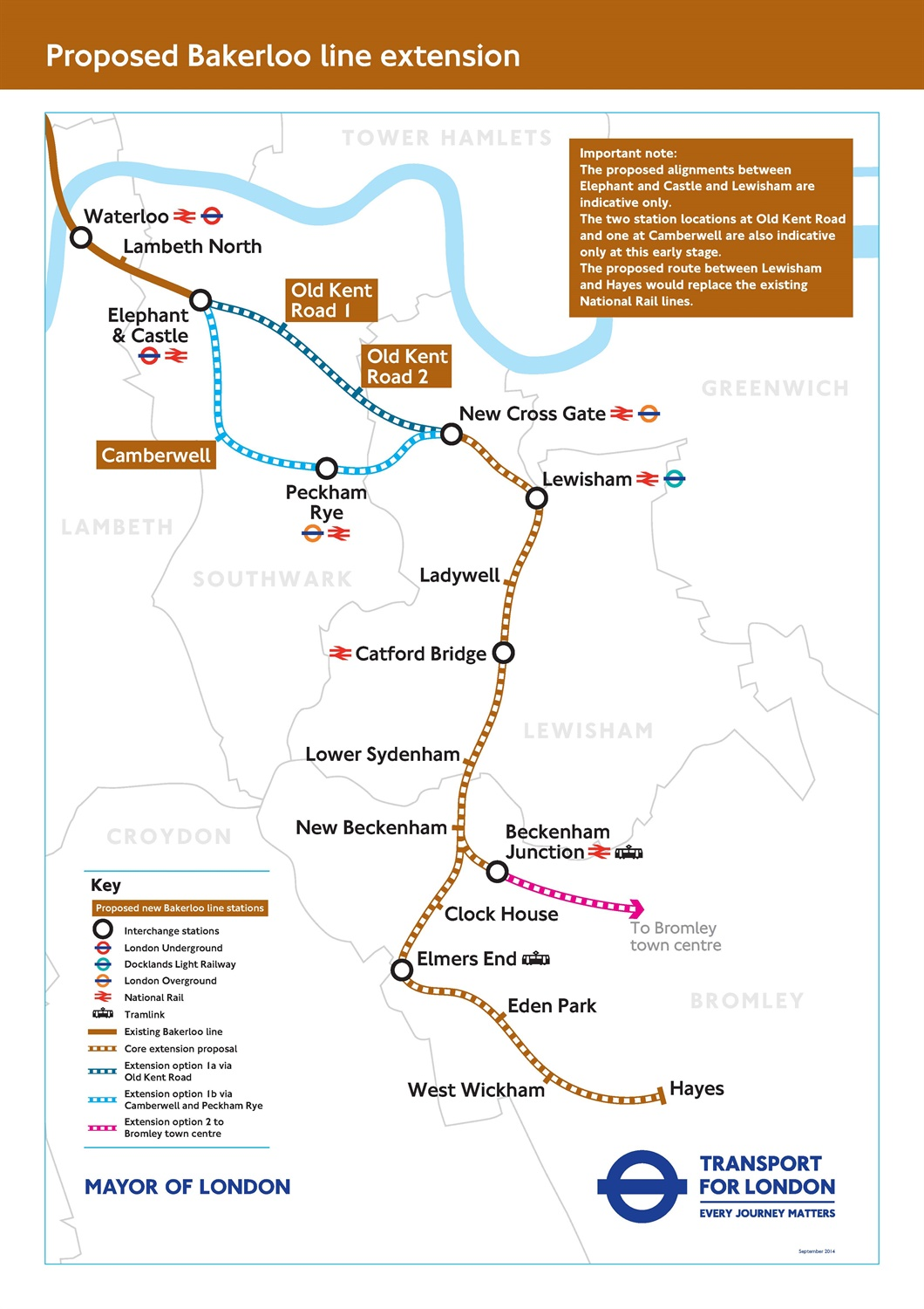 Bakerloo Line extension