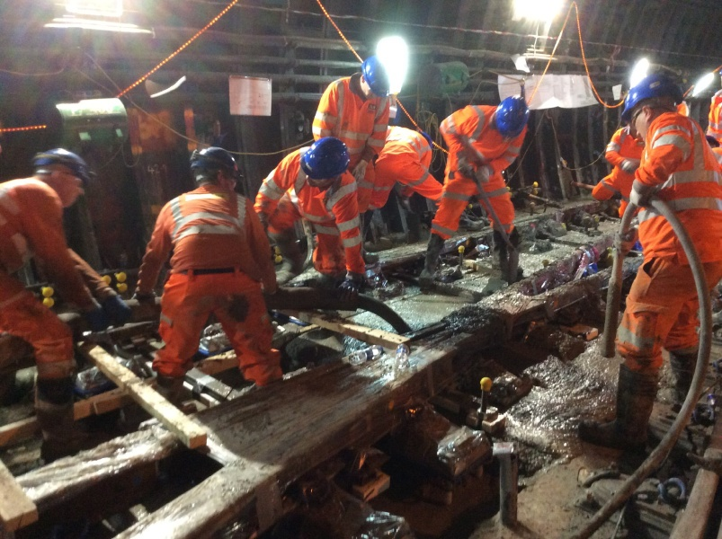 TfL completes 'incredibly challenging and complex' Bakerloo improvement work