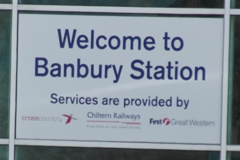 Chiltern submits plans for new maintenance depot at Banbury