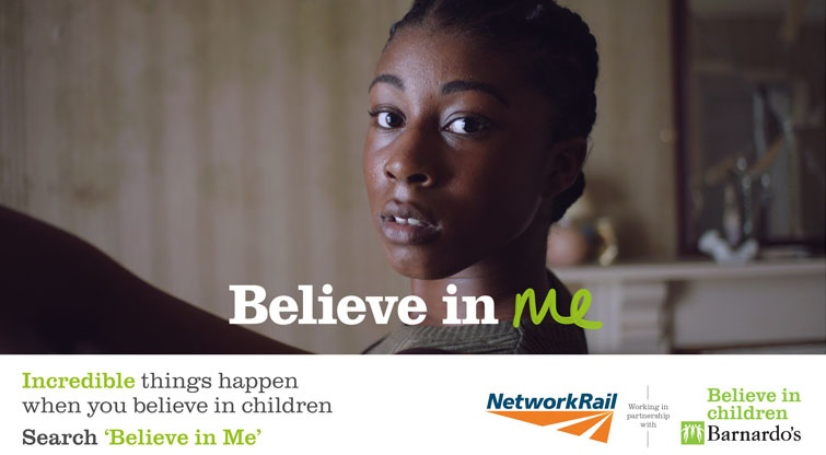 Network Rail chooses Barnardo's as charity partner