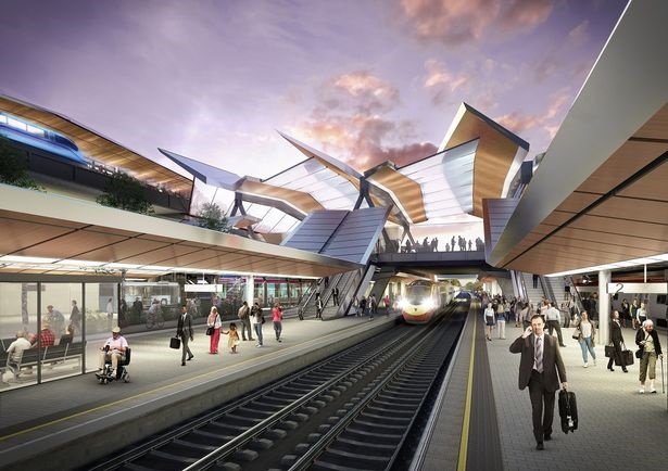 Birmingham International station set for £286m revamp