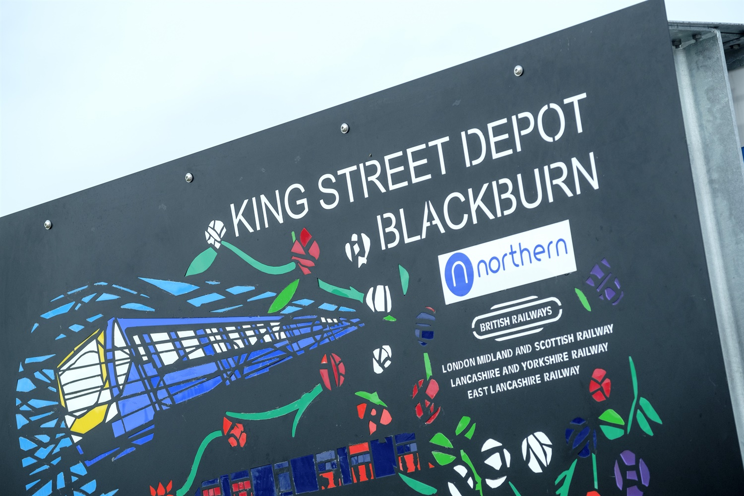 Northern opens £23m Blackburn depot as part of Great North Rail Project