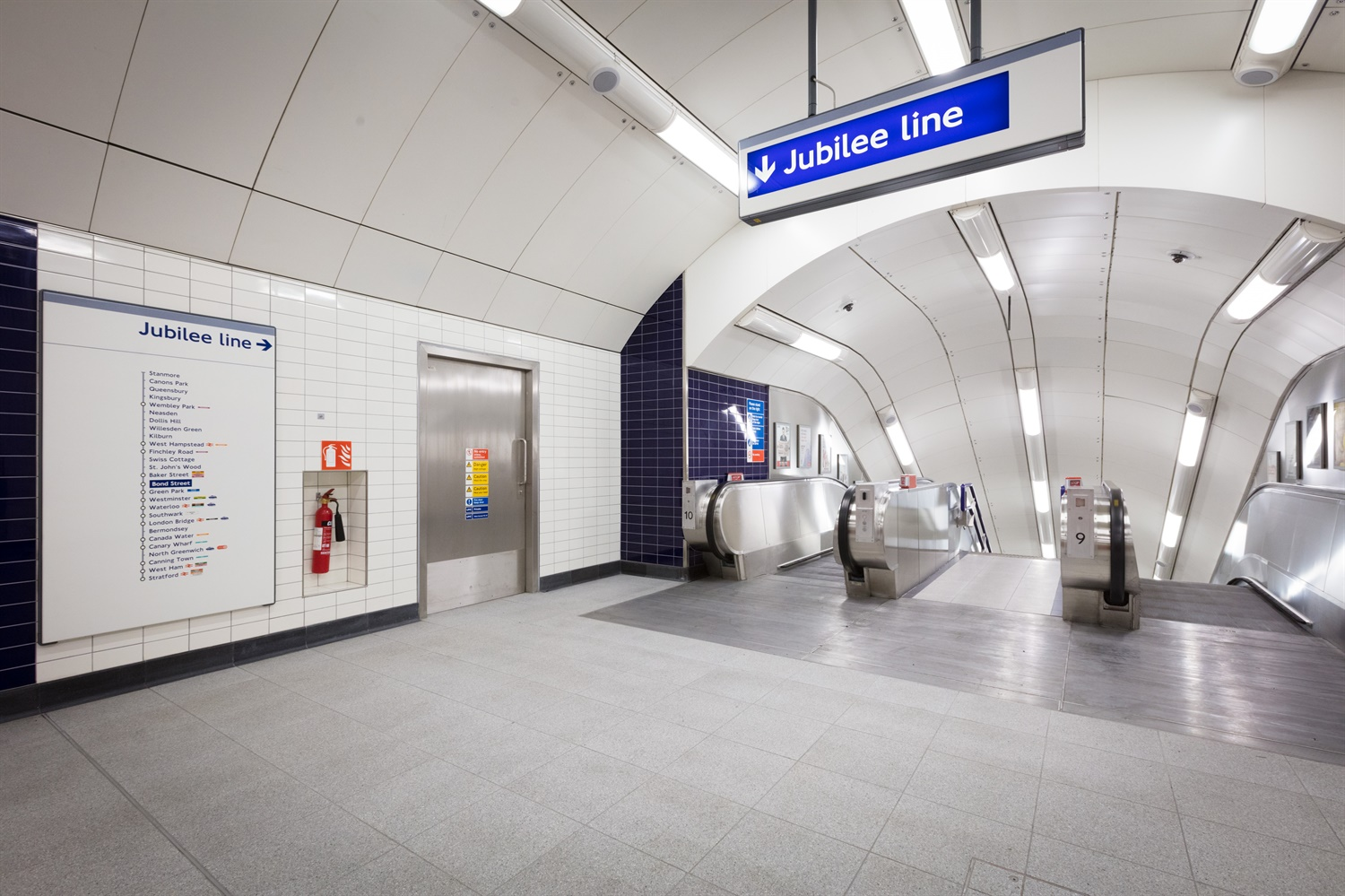 Bond Street £300m revamp unveiled ahead of Elizabeth Line link next year