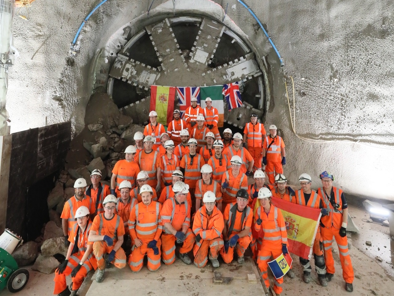 Breakthrough in major Northern line extension