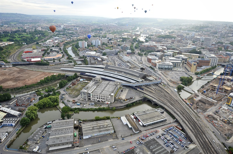 £33m project to four-track route between two main Bristol stations