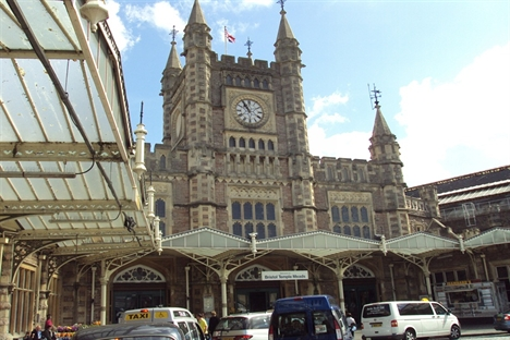 £100m Bristol Temple Meads station upgrade announced