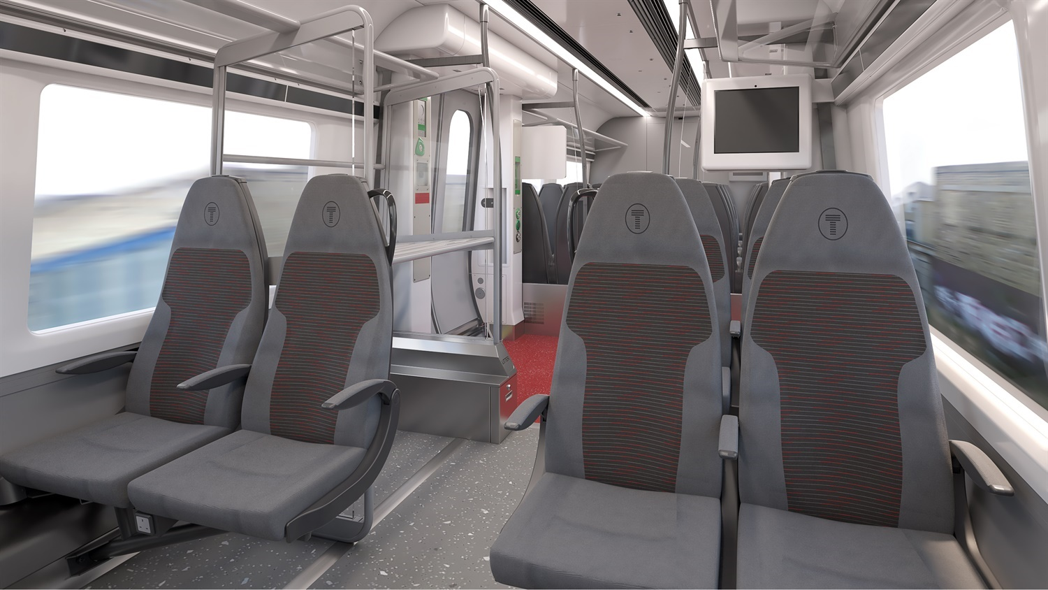 CAF commences design and engineering on DMUs for Wales and Borders franchise