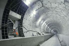 Crossrail's new tunnelling contracts