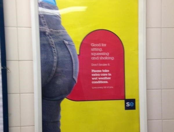 Southeastern forced to remove sexist 'safety' poster across 70 stations