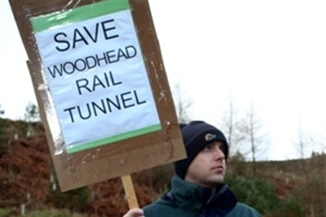 Call for feasibility study into Woodhead Tunnel