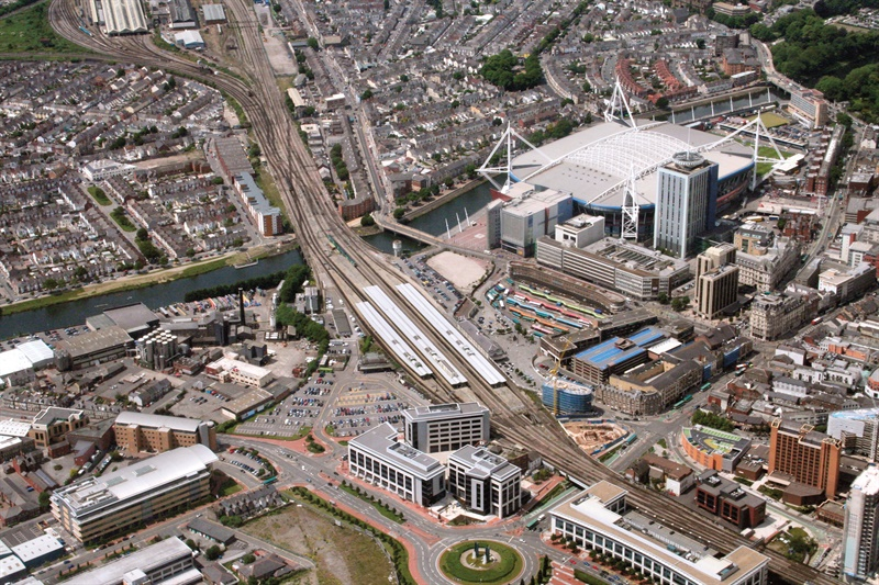 New Cardiff Central station platform to open in New Year