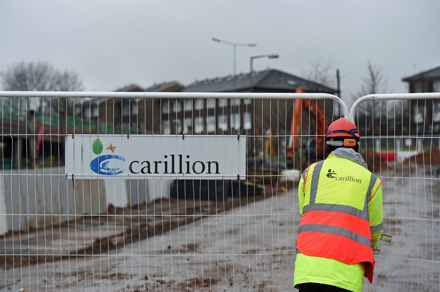 Network Rail confirms pay-out to 300 suppliers over Carillion collapse