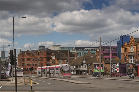 Centro unveils Eastside extension plans for Midland Metro