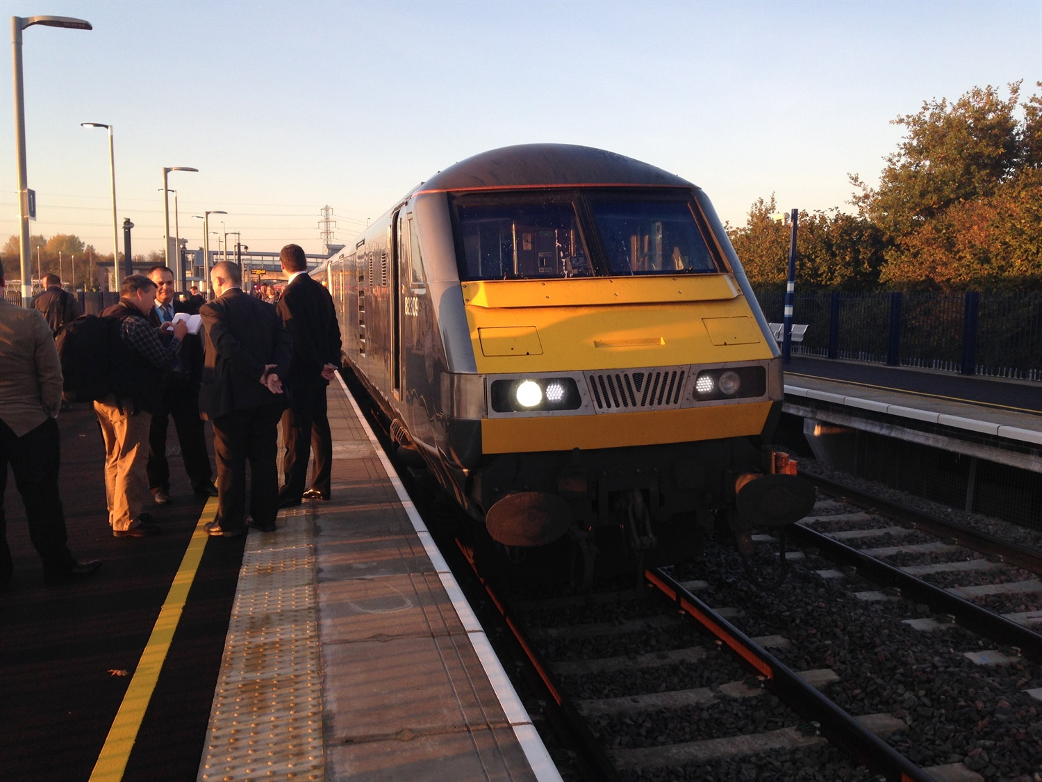 Chiltern Railways and Network Rail open new rail line connecting Oxford and London - 3