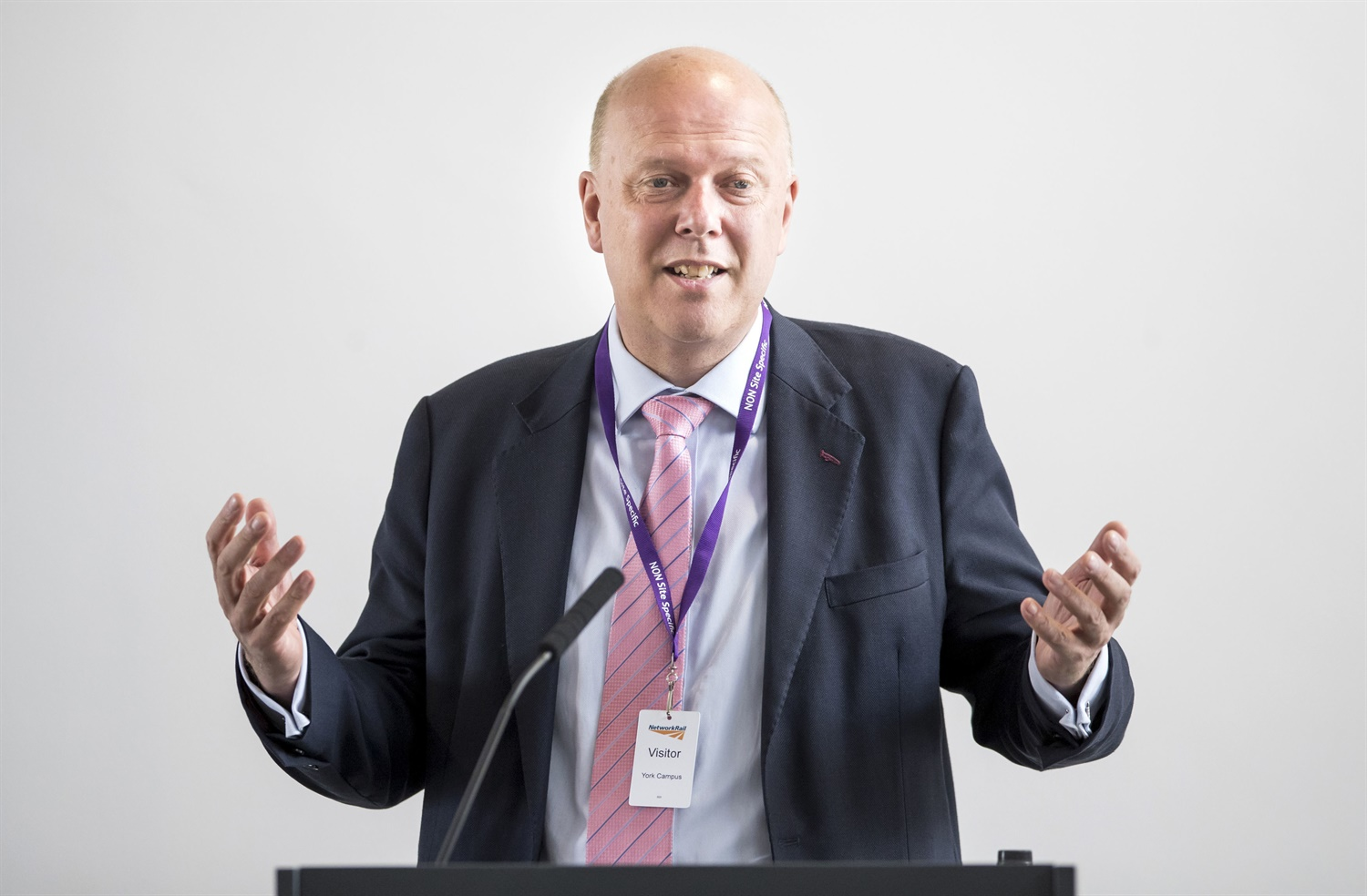 Grayling confirms electrification will form part of TransPennine upgrade