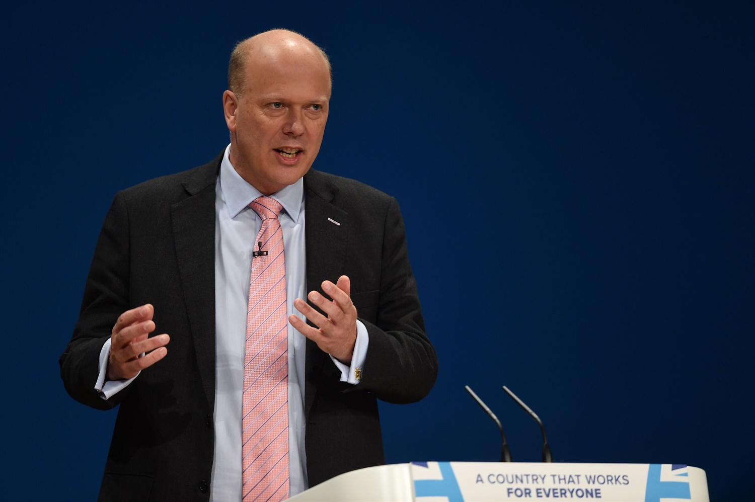 Grayling scolds operators for lack of communication on cancelled services