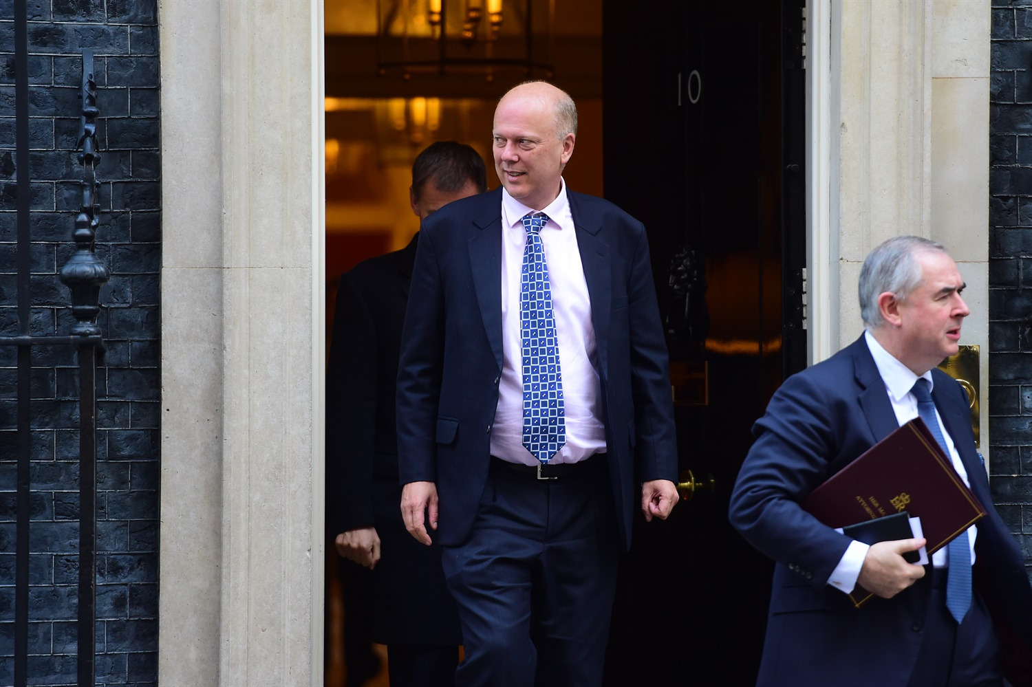 Rail review: Grayling confirms no major changes until 2020